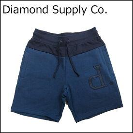 Diamond Supply Co. パンツ SCHOOL YARD SWEATSHORTS ダイヤモンドサプライ パンツ スケートボード [国内正規品]