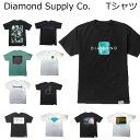 Diamond Supply Co. ダイヤモンドサプライ Tシャツ Tシャツ TEE SHIRT スケボー ストリート系ファッション スケーター スケートボード …