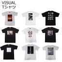 VISUAL Tシャツ ビジュアル ティーシャツ フォトティー アーティスト 写真家 ストリート系 アパレル V/SUAL #30th