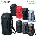ニューエラ バックパック NEWERA リュック バッグ Rucksack ラックサック BACKPACK リュック 鞄 BAG NEW ERA 黒 ブラック ロゴ 学生 …
