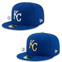 ニューエラ キャップ カンザスシティ ロイヤルズ NEWERA MLB AUTHENTIC COLLECTION 59FIFTY CAP KANSAS CITY...