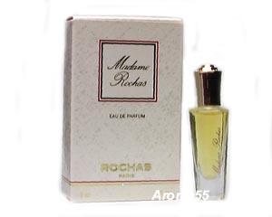 Rochas ロシャス マダムロシャス EDP 3ml 箱なし ミニ香水 【香水 フレグランス】【レディース 女性用】