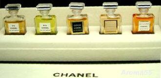 5d504c8b Chanel Mini Perfume 5 piece set (no box) Mini Perfume mini bottle 10P08Feb15