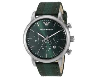 Emporio Armani EMPORIO ARMANI watches mens AR1950 Luigi chronograph