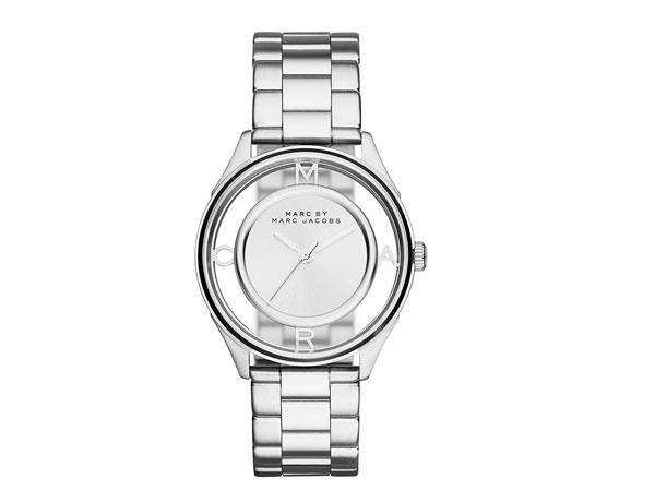 マーク バイ マークジェイコブス MARC BY MARC JACOBS レディース 腕時計 MBM3412 メタル シルバー