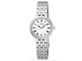Seiko SEIKO reverse quartz ladies watch SRZ461P1