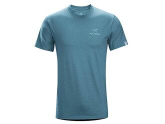 ARCTERYX Arc'Teryx t-shirt EMBLEM SS CREW Spyglass S