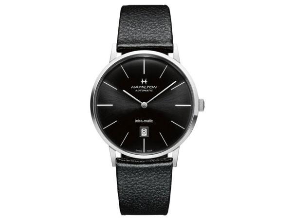 ハミルトン HAMILTON イントラマティック 自動巻き 腕時計 H38735751