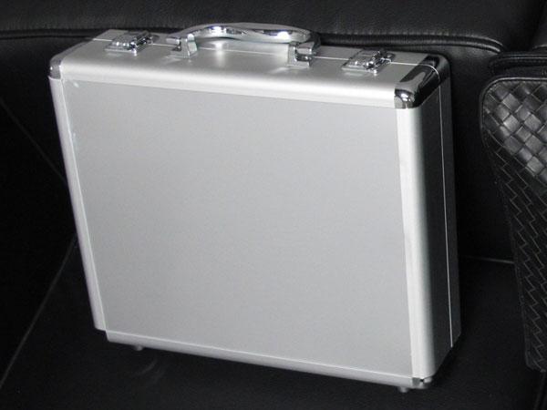 アルミ アタッシュケース アタッシェケース 腕時計 ケース 時計 配達用 SE55530AL