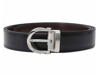 Salvatore Ferragamo FERRAGAMO men's reversible belt 67-1043 218994 105 cm