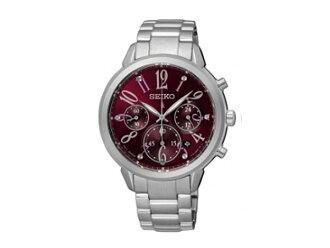 精工精工 LIKIA 露琪亚反向手表计时女士 SRW821P1