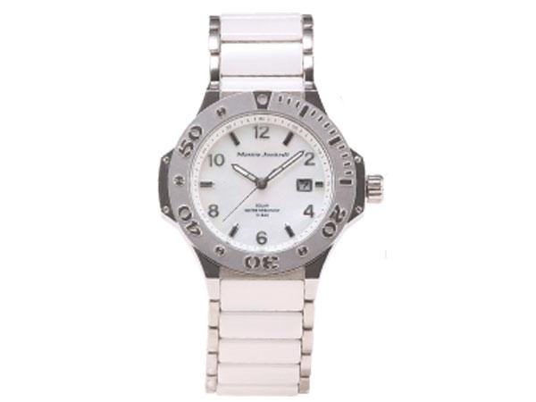 マウロ ジェラルディ MAURO JERARDI セラミック ソーラー メンズ 腕時計 MJ034-2