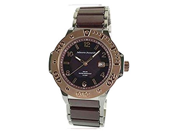 マウロ ジェラルディ MAURO JERARDI セラミック ソーラー メンズ 腕時計 MJ034-3