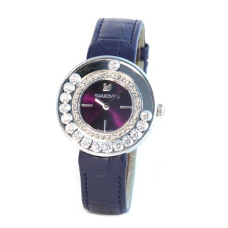Swarovski SWAROVSKI 5027205 ladies watch Lovely Crystals Aubergine (lovely crystals)