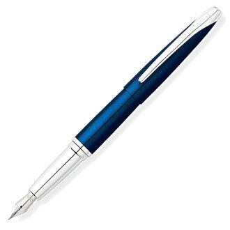 크로스 CROSS ATX 만년필 886-37 F (작은 글씨) 블루