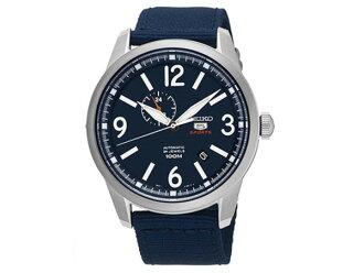 精工 5 体育精工手腕上的手表自动机芯海外模型 SSA301J1 日本制造的