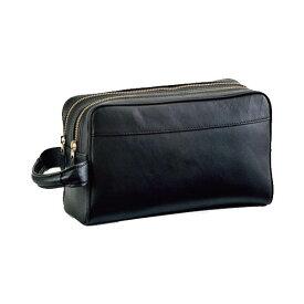 フィリップ ラングレー メンズ セカンドバッグ 25388 ブラック