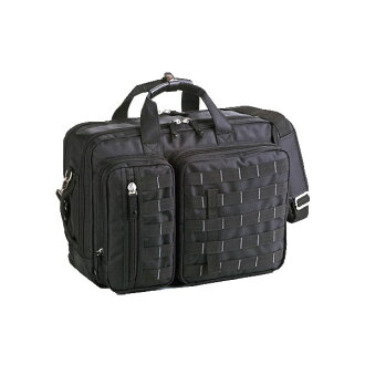 Magnum MAGNUM MBZ business bag Briefcase mens black 26545