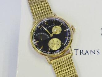 트란스콘치넨트 TRANS CONTINENTS 손목시계 레이디스 보이즈 TC-AD-002