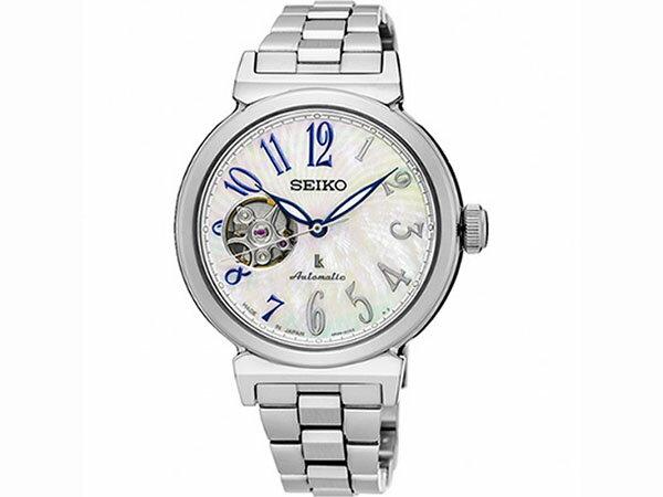 セイコー SEIKO LUKIA ルキア 逆輸入 日本製 自動巻き レディース 腕時計 SSA839J1