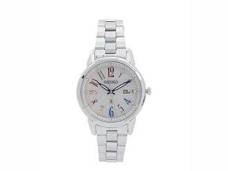 精工精工反向太阳能女式手表 SUT295J1