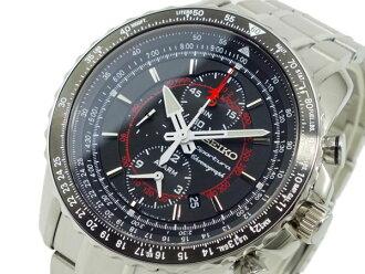 Seiko SEIKO sportura Chronograph Watch SNAE99P1