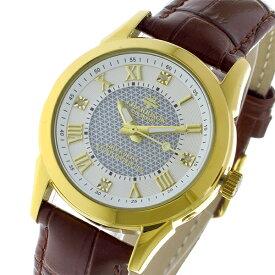 ジョンハリソン JOHN HARRISON ソーラー 電波 クオーツ レディース 腕時計 JH-085LGW ホワイト
