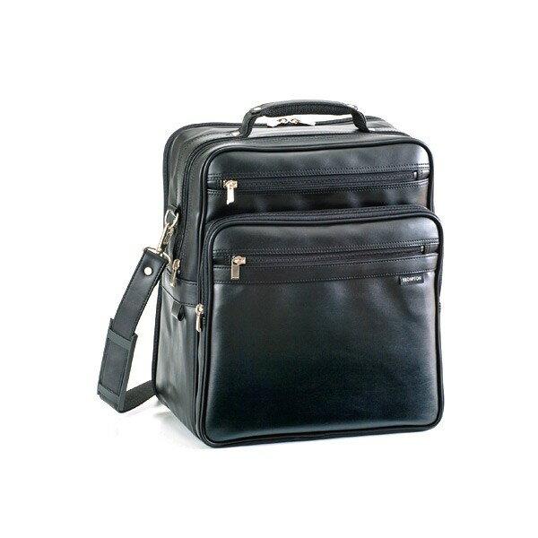 ブロンプトン ショルダーバッグ ハンドバッグ メンズ 16275 ブラック