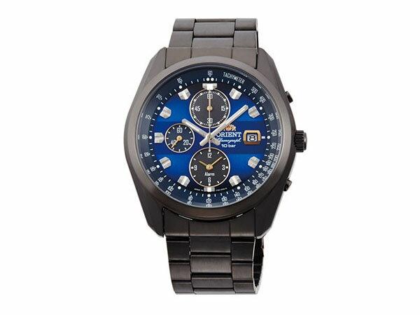 オリエント ORIENT メンズ 腕時計 ソーラー クロノグラフ WV0081TY