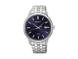 精工SEIKO新古典的NEO CLASSIC石英人手錶SUR259P1不銹鋼皮帶