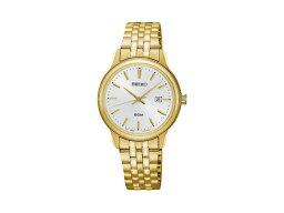精工SEIKO新古典的NEO CLASSIC石英女士手錶SUR660P1黄金