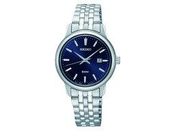 精工SEIKO新古典的NEO CLASSIC石英女士手錶SUR665P1深藍