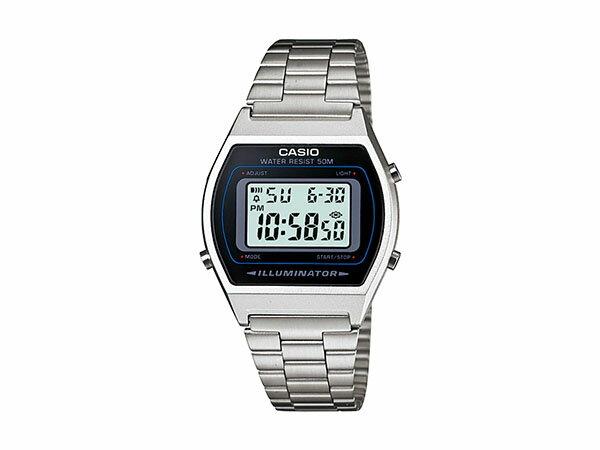 カシオ CASIO スタンダード 逆輸入 デジタル 腕時計 A158WA-1 チプカシ メンズ レディース