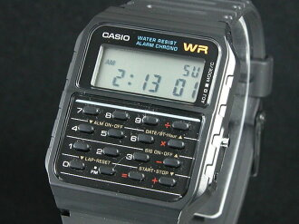 Casio CASIO calculator watch CA 53W-1