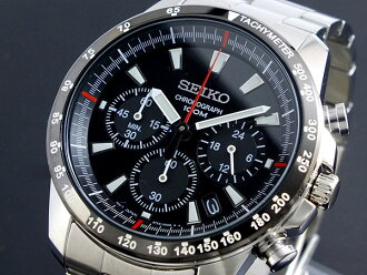 SEIKO SEIKO chronograph watch men SSB031P1