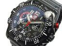 ルミノックス LUMINOX ネイビーシールズ アルティメイト クオーツ メンズ 腕時計 8362RPCR ブラック メタルベルト