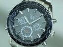 エルジン ELGIN 腕時計 ワールドタイム 電波 ソーラー メンズ FK1412S-BP