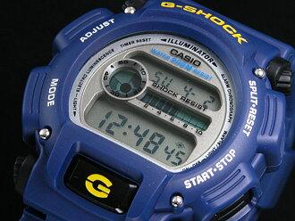 카시오 CASIO G쇼크 G-SHOCK 역수입 디지털 맨즈 손목시계 BASIC 베이직 DW-9052-2 블루