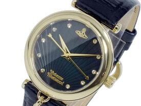 ヴィヴィアン ウエストウッド VIVIENNE WESTWOOD オーブ レディース 腕時計 VV108BKBK ブラック レザーベルト