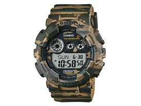 カシオ CASIO Gショック G-SHOCK 逆輸入 デジタル ビッグケース メンズ 腕時計 GD120CM-5 カモフラージュ