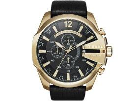 980b1c6973 ディーゼル DIESEL クロノグラフ メガチーフ腕時計 メンズ DZ4344 ブラック ゴールド