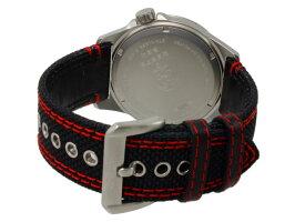 ケンテックスKENTEXJSDFソーラースタンダードメンズ腕時計S715M-03ブラック