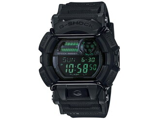 Casio CASIO G shock g-shock reverse an analog-digital watch GD-400MB-1 men's protector