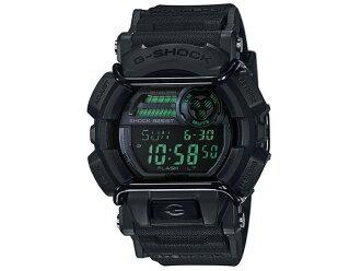 卡西欧卡西欧 G 震撼 g 冲击反向模拟数字手表 GD-400 MB-1 男子保护器