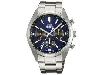 Orient ORIENT neo seventies Panda mens watch chronograph WV0021UZ