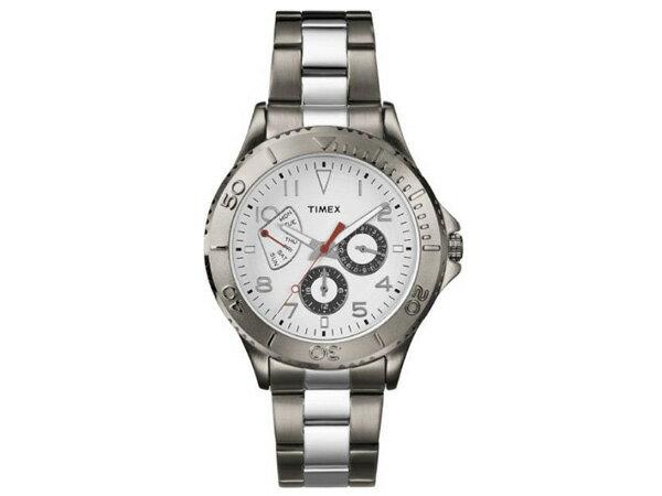 タイメックス TIMEX クオーツ メンズ 腕時計 T2P038 カレイドスコープ メタルベルト