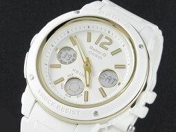 CASIO BABY-G卡西歐嬰兒G返銷進口anadeji手錶BGA-151-7B女士白