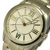 化石矿物石英男装计时手表 BQ1136 黄金