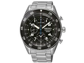 세이코 SEIKO 역수입 크로노그래프 쿼츠 맨즈 손목시계 SNDG59P1