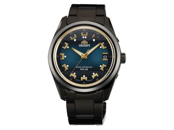 オリエント ORIENT 電波ソーラー メンズ 腕時計 電波時計 WV0051SE